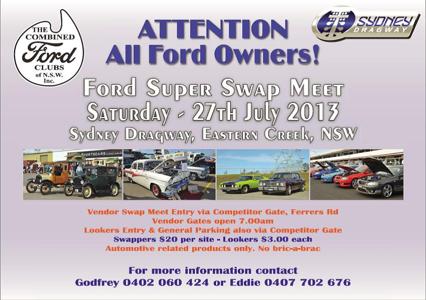 all ford swap meet 2012