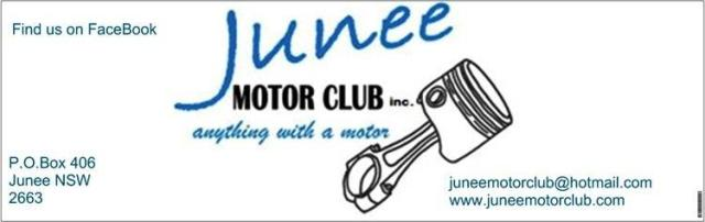 Junee Motor Club NSW